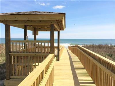 Beach Access View